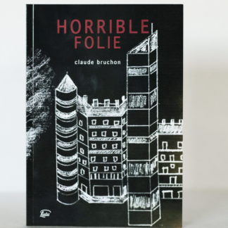 couverture-Horrible-Folie-1-ere
